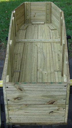 Coffin Construction