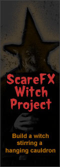 ScareFX Witch Project