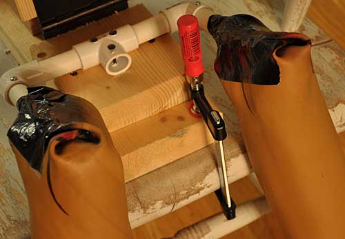 Outstanding Scarefx Rockin Granny Building A Wiper Motor Rocker Machost Co Dining Chair Design Ideas Machostcouk