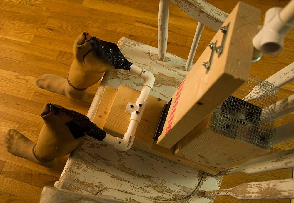 Strange Scarefx Rockin Granny Building A Wiper Motor Rocker Machost Co Dining Chair Design Ideas Machostcouk